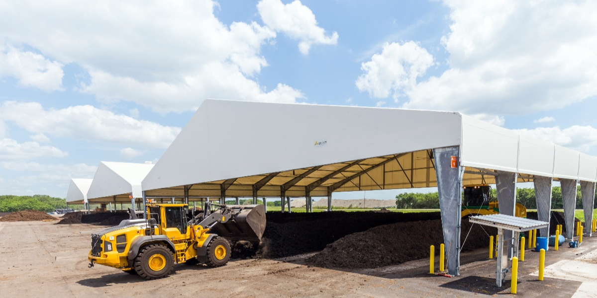 Industrial Fabric Buildings Benefit Many Industries