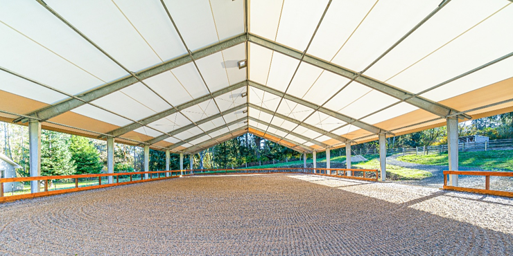 Three Design Criteria for Your Tension Fabric Riding Arena