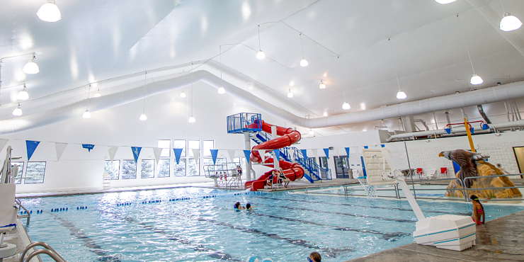 Tension Fabric Aquatic Pool Buildings - Legacy Building Solutions
