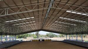 White Park Indoor Horse Arena Official Opening