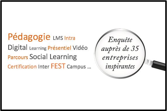 Les 10 tendances de la formation en entreprise : enquête auprès de 35 entreprises inspirantes