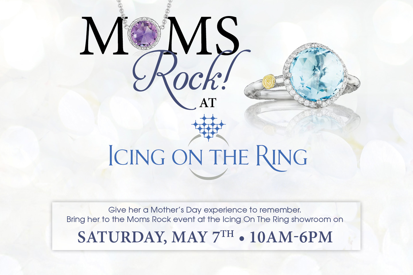Moms Rock Event at Icing On The Ring