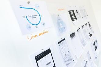 El proceso de desarrollar una aplicación para empresas