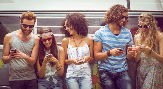 Marketing Móvil: 3 consejos esenciales para dirigirse a los jóvenes