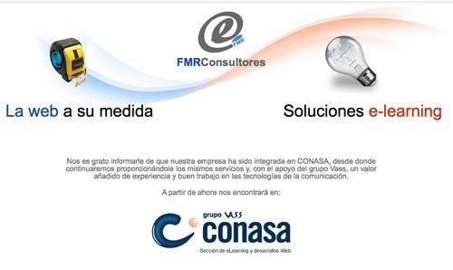 """<span id=""""hs_cos_wrapper_name"""" class=""""hs_cos_wrapper hs_cos_wrapper_meta_field hs_cos_wrapper_type_text"""" style="""""""" data-hs-cos-general-type=""""meta_field"""" data-hs-cos-type=""""text"""" >FMR Consultores SE INTEGRA EN CONASA. La empresa, dedicada a la consultoría y producción de proyectos de e-learning y desarrollos Web se suma a nuestro equipo para ofrecer nuevos servicios</span>"""