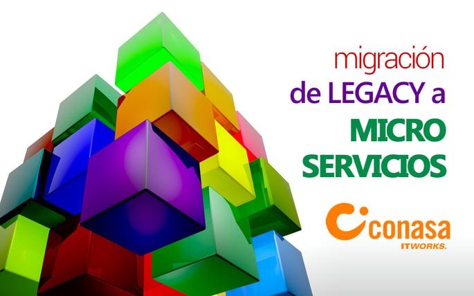Migración de legacy a microservicios