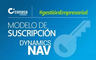 Modelo de suscripción en Dynamics NAV