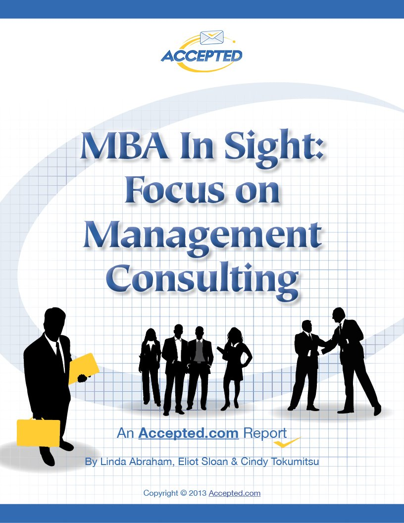 MBA In Sight: Focus on Management Consulting