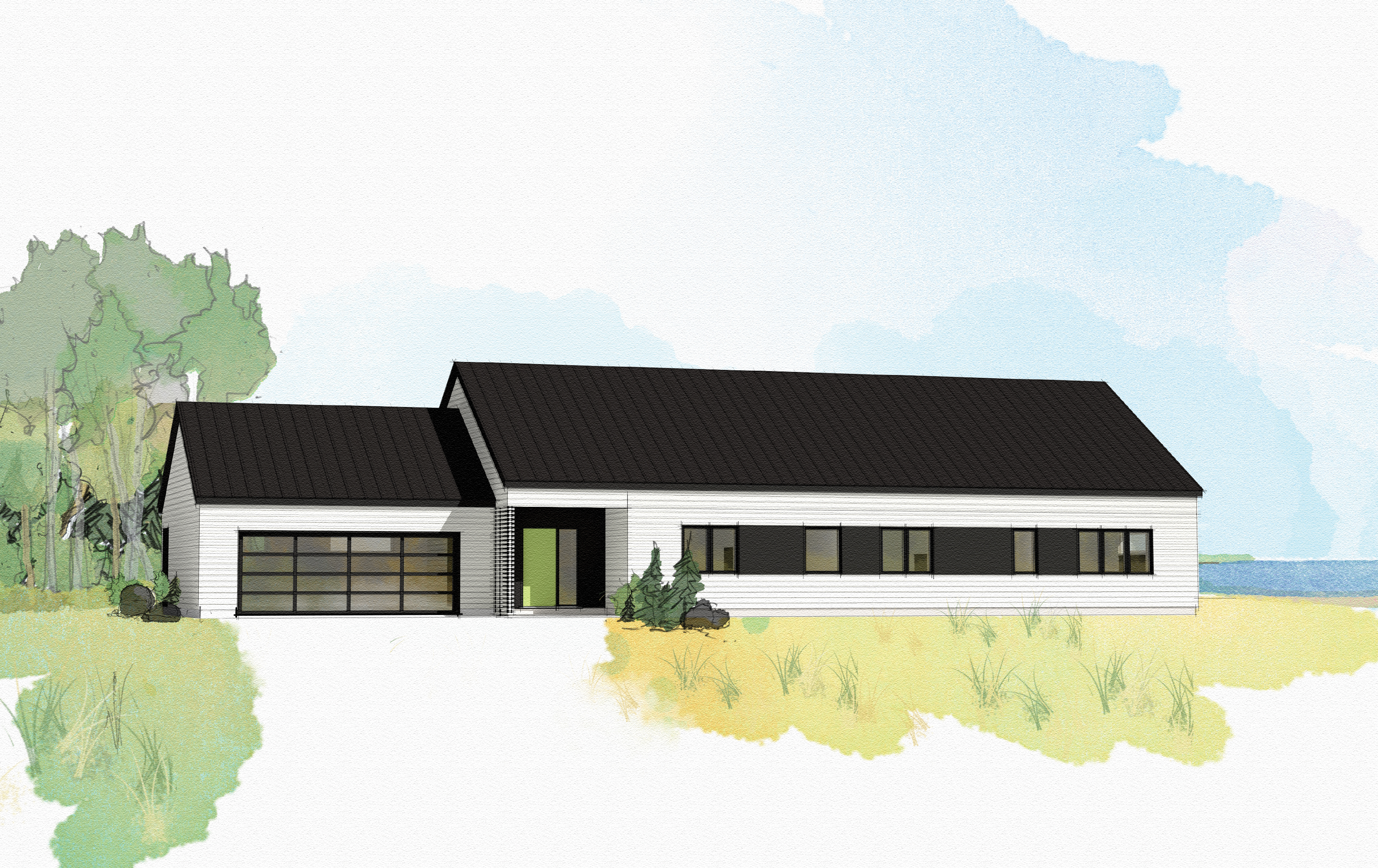 Why Choose a Stock Plan for your Net-Zero, Passive House?