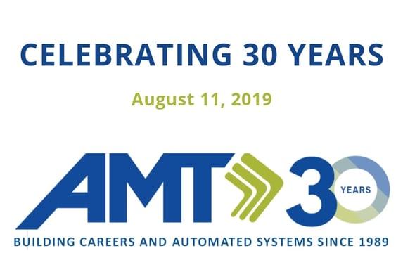 AMT 30th anniversary