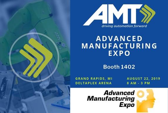 AMT Adv Manuf Expo Aug 2019 website