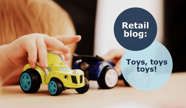 Retail blog toys