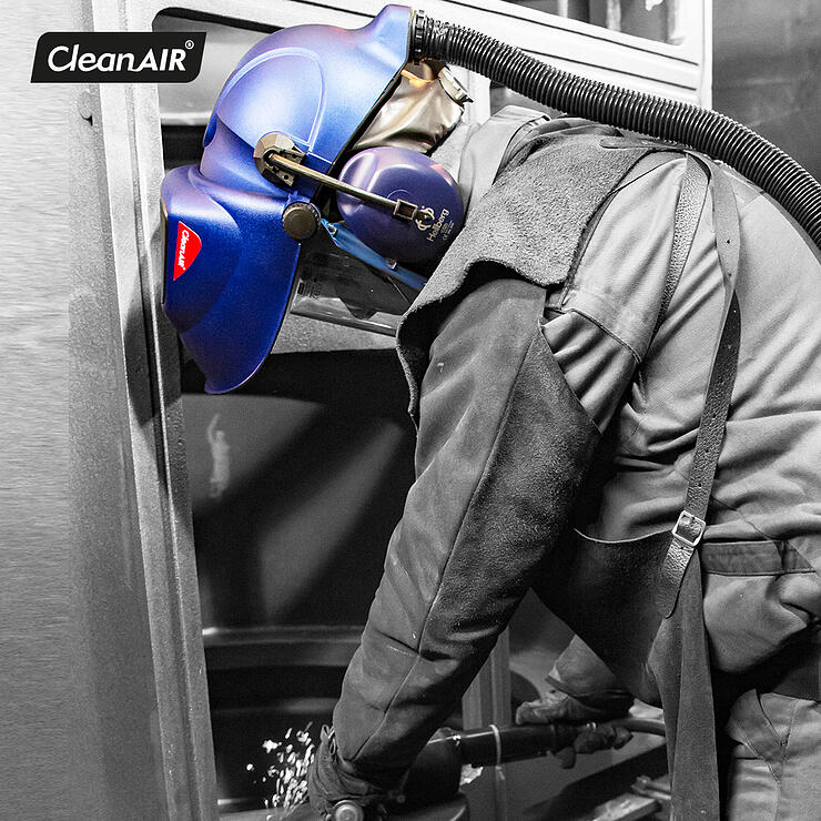 Varmista puhdas hengitysilma työpaikalla