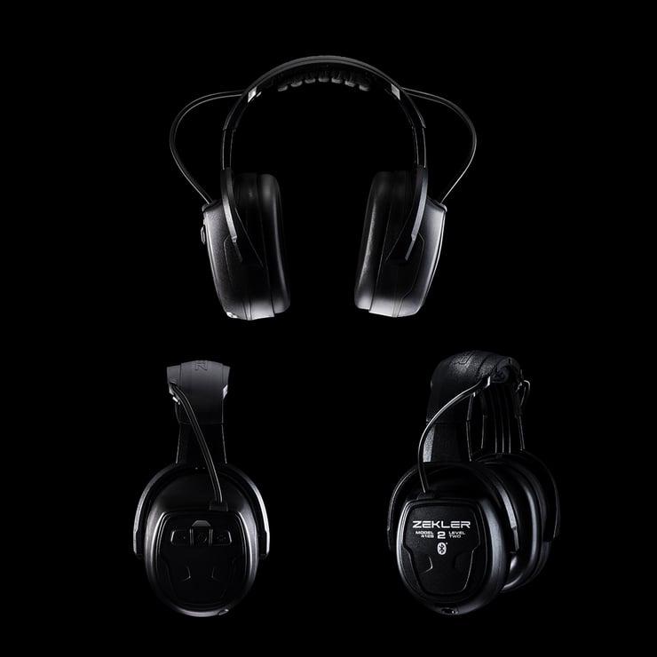 Zekler 412S – Enemmän kuin pelkkä kuulonsuojain