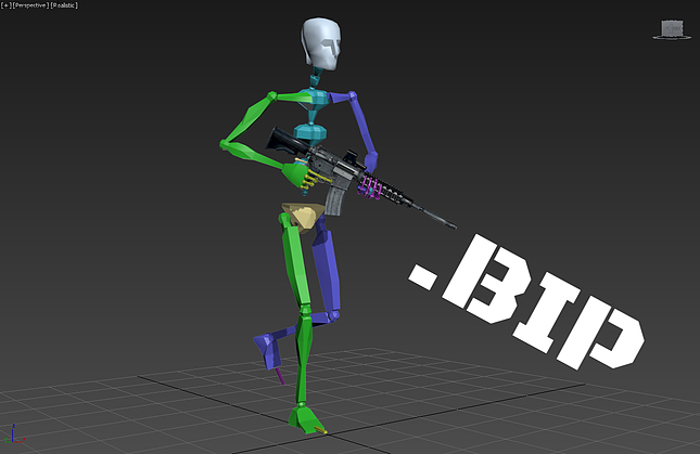 HOW MANY 3DS MAX USERS ARE LOOKING FOR BIP MOCAP ANIMATIONS Blog Header