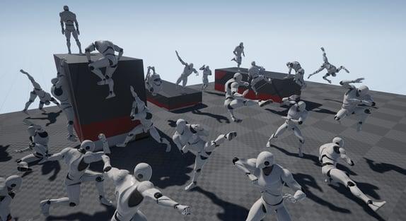 UE4 Marketplace Update - Ninja Blog Header