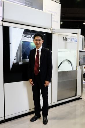 Additive Industries appoints Mike Goh General Manager for Asia Pacific hub
