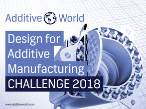 Aidro Hydraulics and Fraunhofer winners of Design for Additive Manufacturing Challenge 2018