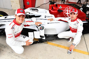 Alfa Romeo Sauber F1 Team installs 3rd MetalFAB1 system and extends technology partnership with Additive Industries