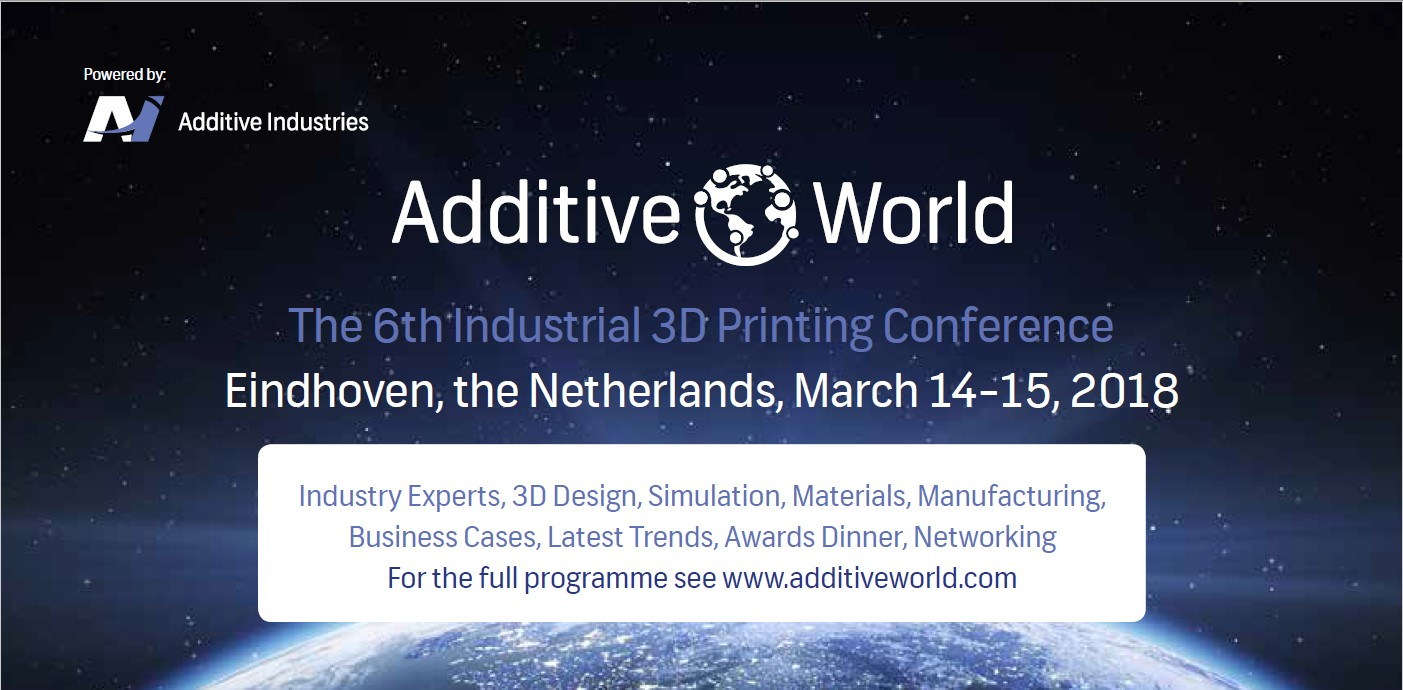 Additive World Conference 2018