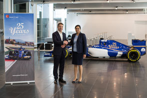 Sauber F1 Team launching customer for MetalFAB1 Process & Application Development Tool
