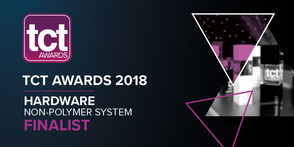 Dynamic Multi Laser Assignment shortlisted for TCT Award 2018