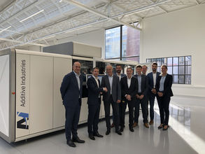 Air Liquide and Additive Industries launch partnership for industrial 3D printing