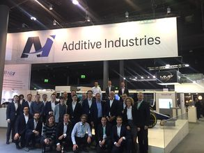 Additive Industries' success at FormNext 2017