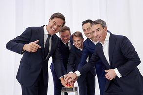 Dutch Prime Minister, Mr. Mark Rutte, opens new Additive Industries factory