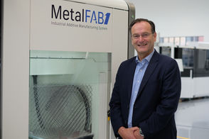 Jan-Cees Santema joins Additive Industries Management Team