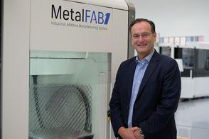 Jan-Cees Santema joins Additive Industries Management Team