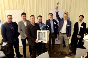 K3D and Obasogie Okpamen winners of Design for Additive Manufacturing Challenge 2019