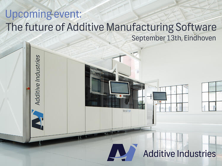 The future of Additive Manufacturing Software