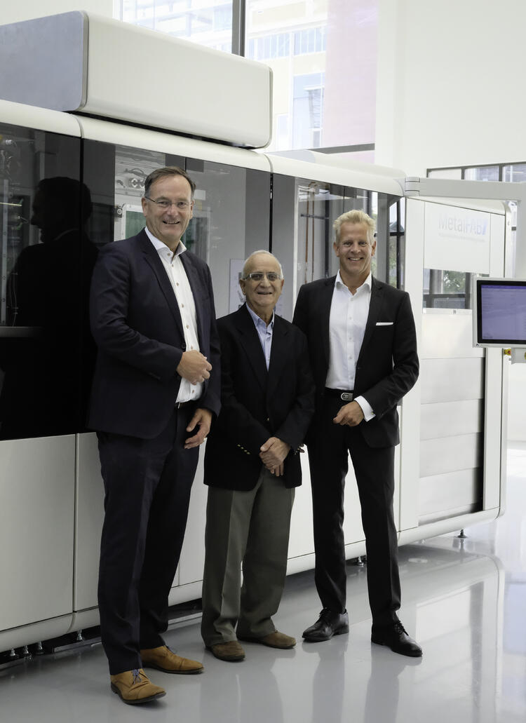 Additive Industries near to complete its global coverage by the appointment of two new agents