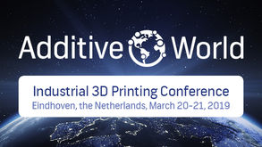 7th Additive World Conference, March 20 & 21, 2019