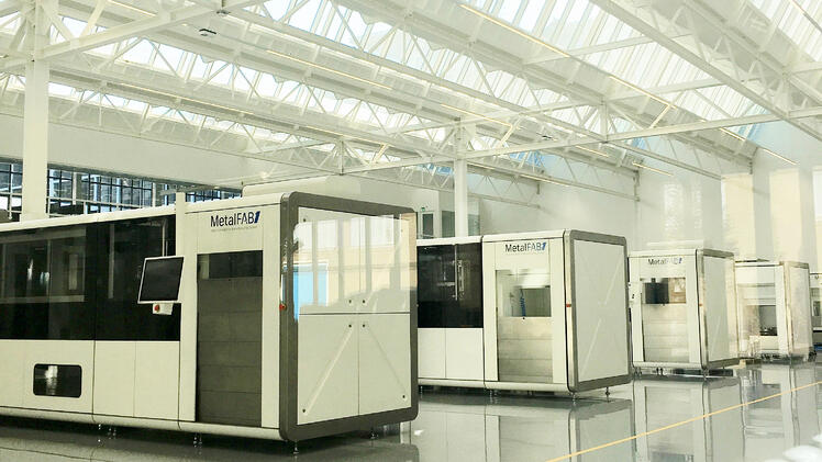 Additive Industries largest aerospace customer expands installed base to 10 before the year-end