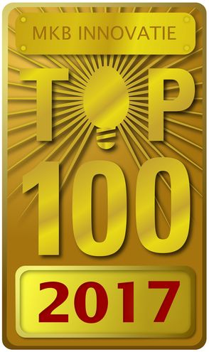 MetalFAB1 Process & Application Development Tool is voted 2nd in Dutch Innovation Top 100