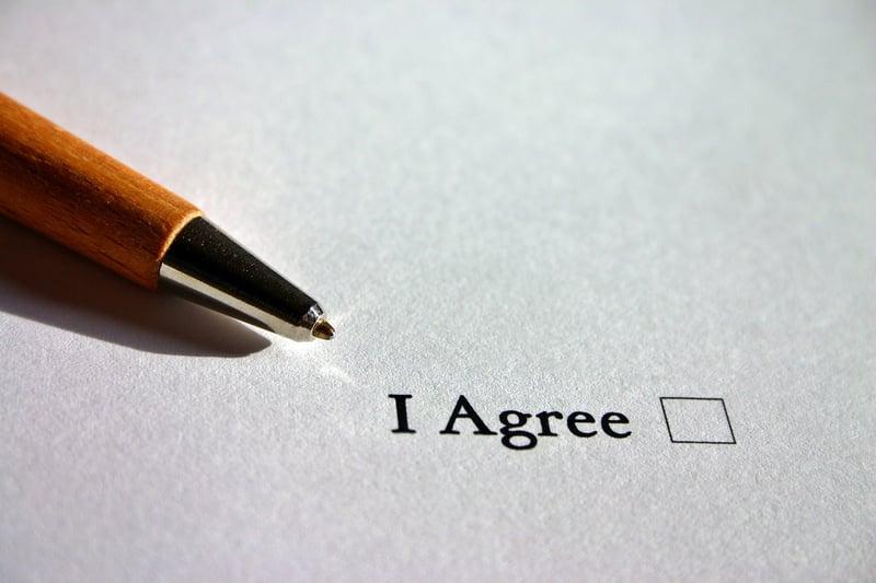 Overstappen op elektronisch contracteren of een elektronische handtekening?