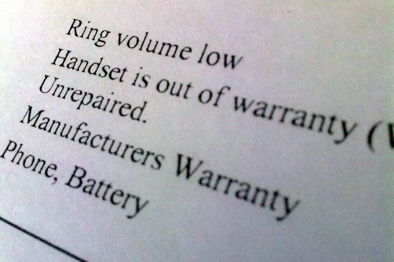 Wettelijke garantie, wat is dat?