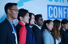 Youth-led movement curates ocean solutions to inspire government and the private sector to take action
