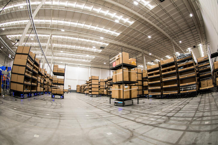 Geek+ smart warehouses break 11/11 Single's Day record with 8 million orders delivered in 72 hours