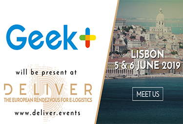 Geek+ Robotics to showcase warehouse automation system at Deliver Portugal event