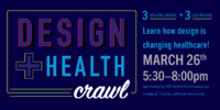 DESIGN + HEALTH CRAWL