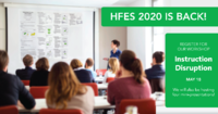 The 2020 HFES Healthcare Symposium is back… and it's virtual!