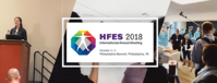 Thanks for Stopping By: A Review of HFES 2018