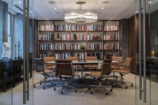 Stylish Spaces: A Peek at Designer Offices