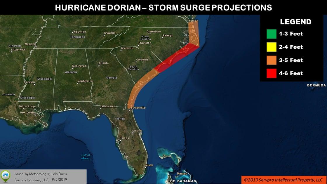 dorian 9-5 surge