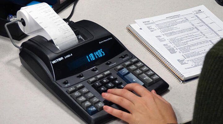 Why Printing Calculators Still Have Practical Purpose