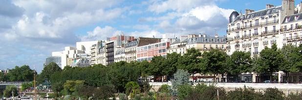 Nouveaux locaux parisiens