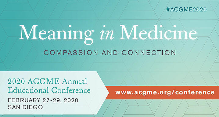 IVS will be at ACGME 2020 in San Diego, CA (February 27 – 29) (Booth 152)